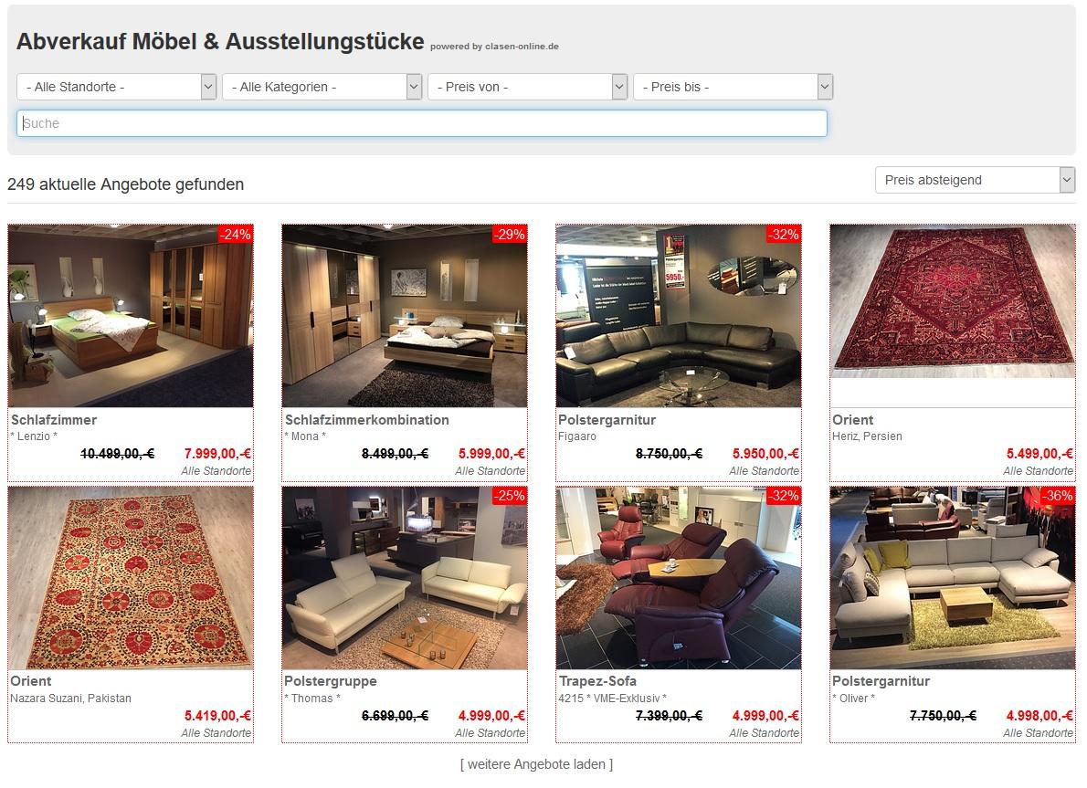 Clasen Datensysteme GmbH | Software für den Möbelhandel
